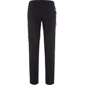 The North Face Exploration Pantalon Regular Femme, tnf black